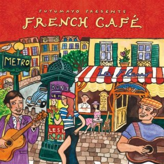 Putumayo Presents: French Cafe - Re-Release 2016 (CD)