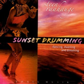 Raahauge, S.: Sunset Drumming (CD)
