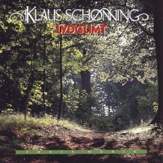 Schonning, Klaus: Lydglimt (CD)