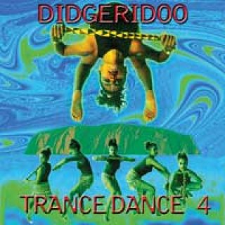 V. A. (Music Mosaic Collection): Didgeridoo Trance Dance 4 (CD)