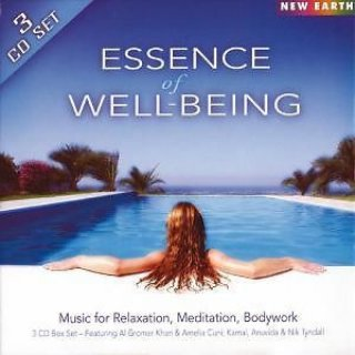 V. A. (New Earth Records): Essence of Well-Being (3CDs)