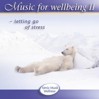 V. A. (F�nix): Music for Wellbeing 2 (CD)