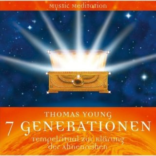 Young, Thomas: 7 Generations - english version (CD)