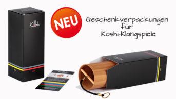 Koshi-Geschenkverpackung