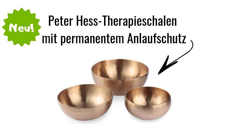 Peter Hess-Therapieschalen mit permanentem Anlaufschutz