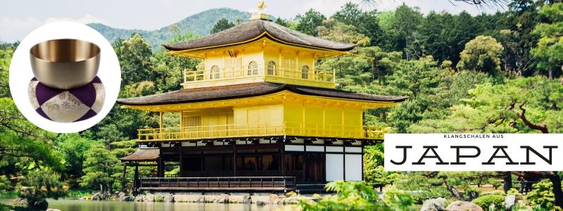 Klangschalen aus Japan sind ideal für die Meditation und klingen lange nach.