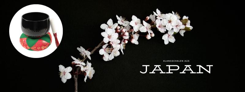 Klangschalen aus Japan sind ideal für die Meditation und von höchster Qualität.