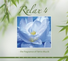 Fragrance of Fönix Music: Relax 4 (CD)