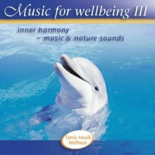 V. A. (Fönix): Music for Wellbeing 3 (CD)