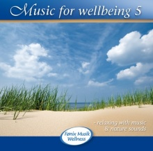 V. A. (Fönix): Music for Wellbeing 5 (CD)