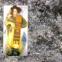 Hillyer, Carolyn: Songs Of The Forgotten People (CD) -A