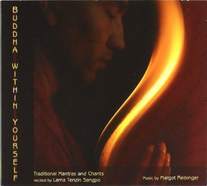 Reisinger, Margot: Buddha Within Yourself (CD)