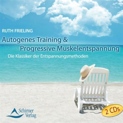 Frieling, Ruth: Autogenes Training & Progressive Muskelentspannung (2 CDs)