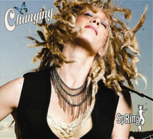 Groove, Spring: Changing (CD) -A