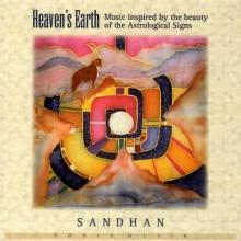 Sandhan: Heavens Earth (CD) -A