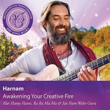 Harnam: Awakening Your Creative Fire (CD) -A*