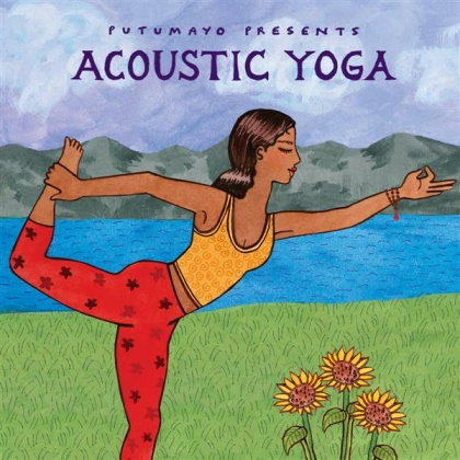Putumayo Presents: Acoustic Yoga (CD)