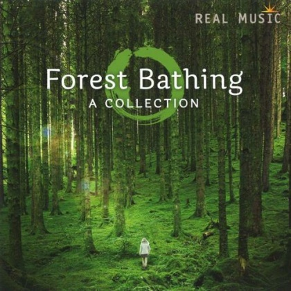 V. A. (Real Music): Forest Bathing - A Collection (CD)