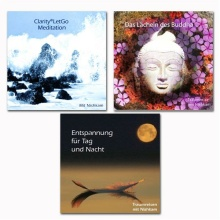 Relax & Meditation Set (3 CDs)