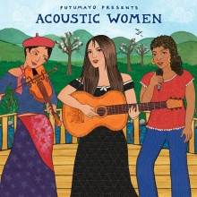 Putumayo Presents: Acoustic Women (CD)