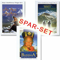 Kuby, Clemens: Buddhismus-Trilogie (DVD-Set) -A