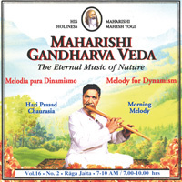 Chaurasia, Hari Prasad: Vol. 16/2 Morning Melody für...