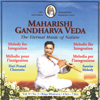 Chaurasia, Hari Prasad: Vol. 9/1 Sunrise Melody für Integration 4-7 Uhr (CD)