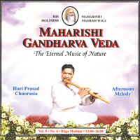 Chaurasia, Hari Prasad: Vol. 9/4 Afternoon Melody für...