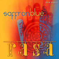 Rasa: Saffron Blue (CD) -A
