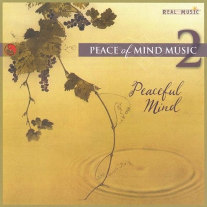 V. A. (Real Music): Peaceful Mind - Peace of Mind 2 (CD)