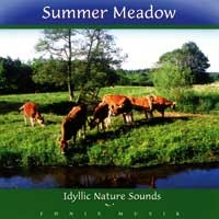 Nature Sounds: Summer Meadow (CD) -A