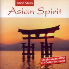 Stein, Arnd: Asian Spirit (GEMA-Frei) (CD) -A