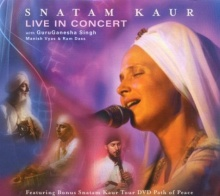 Snatam Kaur: Live in Concert (CD/DVD-Set)*
