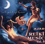 Ajad Reiki Music Vol. 5