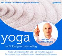 Anders-Hoepgen Yoga im Einklang mit dem Alltag - Augenentspannung