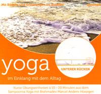 Anders-Hoepgen Yoga im Einklang mit dem Alltag - Unterer Rücken