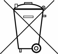 Symbol Batterieentsorung
