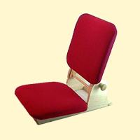 Meditationssitz Cosmo Rot