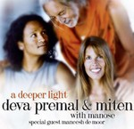 Deva Premal & Miten: A Deeper Light (CD)