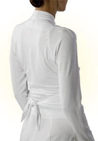Adi Shakti Fashion Wickelbluse 'Khalsa'