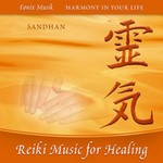 Sandhan: Reiki Music for Healing (CD)