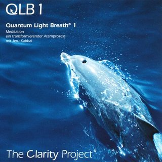 Kabbal, Jeru / The Clarity Project: Quantum Light Breath Vol.1 (CD) | QLB 1