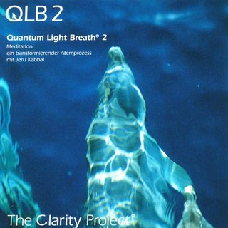 Kabbal, Jeru / The Clarity Project: Quantum Light Breath Vol.2 (CD) | QLB 2