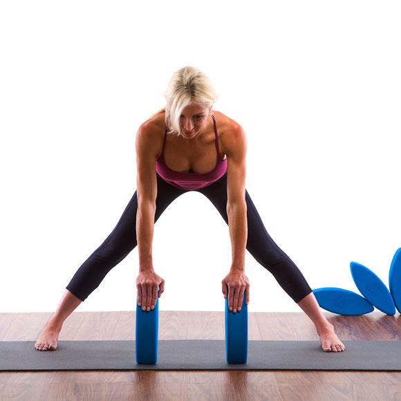 Yoga Egg - Beginner Position 4