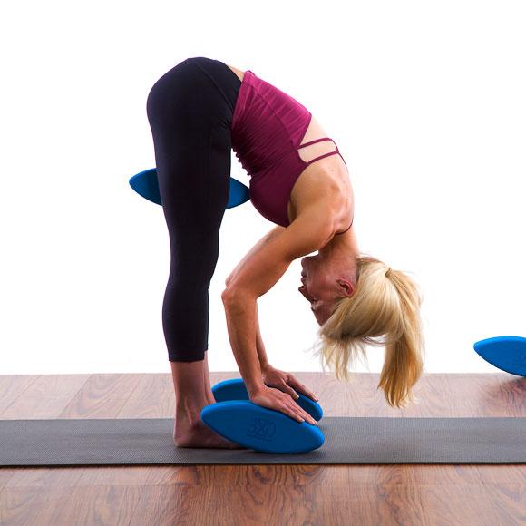 Yoga Egg - Advanced Position 3