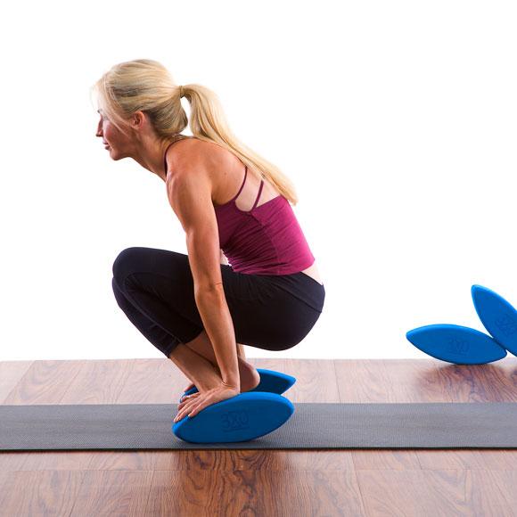 Yoga Egg - Advanced Position 6